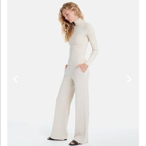 lett heathrow pant (white)